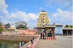 Kachabeswarar Temple - Kanchipuram