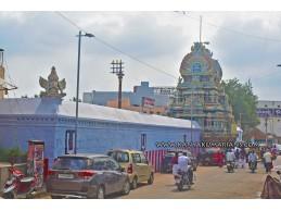 Sri Ulagalantha Perumal Temple - Kanchipuram