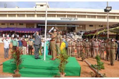 74 வது சுதந்திர தின விழா...
