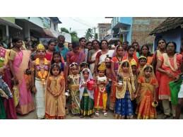 கிருஷ்ண ஜெயந்தி விழா - கன்னியாகுமரி