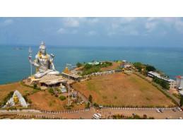 Murudeshwara Sivan Temple - Murudeshwar