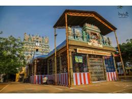 Rajagopalaswamy Temple - Palayamkottai