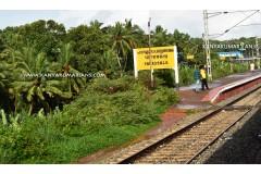 Parassala Railway Station - PASA