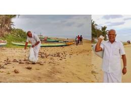 கருணாகரன் வாத்தியார் - புத்தன்துறை கடற்கரை கிராமம்