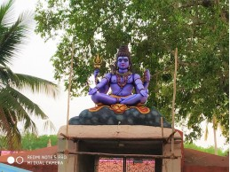 Thikkuruchi Mahadevar Temple (2nd Shivalayam)