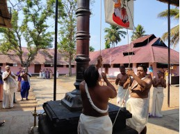 Veerabadhreswarar Temple, Thirparappu  (3rd Shivalayam)