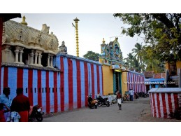Thiruvazhmarban Temple, Thiruppathisaram