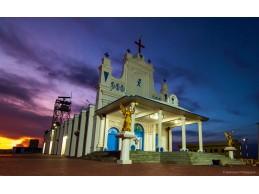 Manapadu Holy Cross Church