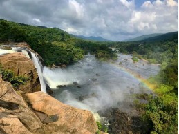 Athirappilly Falls - Thrissur