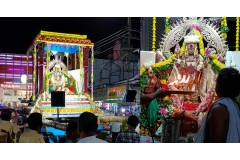 Nellaiappar Kanthimathi Temple Tirunelveli