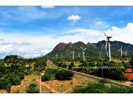 Wind Farm Aralvaimozhi
