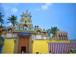 Meenakshi Temple, Aralvaimozhi