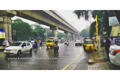 Rain in Chennai