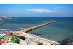 Pier Built After Tsunami