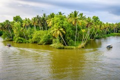 Poovar Backwaters, Trivandrum