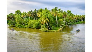 Poovar Backwaters, Trivandrum
