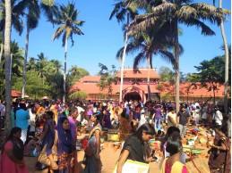 Sree Bhadrakali Temple Kollemcode