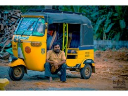 குமரி ஷாஜி ஆட்டோ டிரைவர் - தன்னம்பிக்கை நட்சத்திரம்..!!
