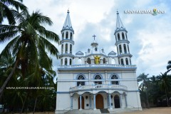 New Holy Cross Church, Keezha Manakudy