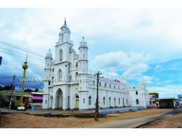 St. Andrew's Church, Manakudy