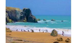 Muttom Beach