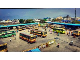 Nagercoil Bus Stand