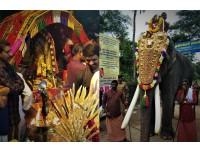 குழித்துறை நவராத்திரி பூஜை...