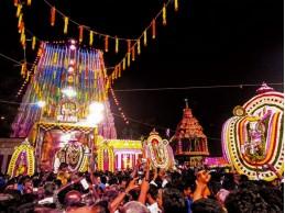 Suchindram Car Festival, சுசீந்திரம் தேர் திருவிழா