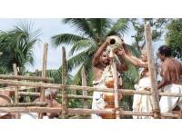 திற்பரப்பு மஹாதேவர் திருக்கோயில் கும்பாபிஷேகம் சிறப்பாக நடைபெற்றது
