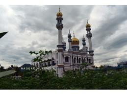 Jumma Masjid Mosque, Thittuvilai