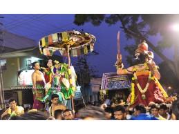 Tirunelveli Soorasamharam, Palayamkottai