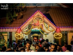 Kasi Viswanathar Temple - Vadasery