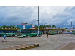 Vadasery Bus Stand